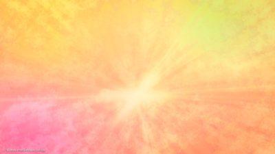 Bunter Hintergrund mit abstraktem Pfingstfeuer